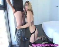 Teen Blonde Cock Lover - scene 5