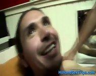 Real Hooker In Stockings - scene 7