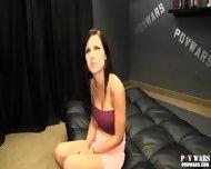 Maryjane Johnson Sucks And Fucks 5 Strangers In A Row And Swallows Their Cum - scene 5