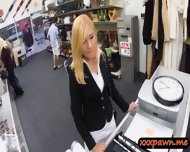 Milf Goes To A Pawnshop And Agreed To Have Sex To Earn Cash - scene 3