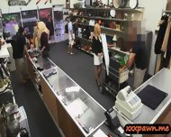 Milf Goes To A Pawnshop And Agreed To Have Sex To Earn Cash - scene 4