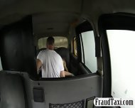 Pretty Amateur Blonde Customer Nailed By Fraud Driver - scene 11
