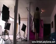 Brit Mistress Gets Tied Up - scene 11