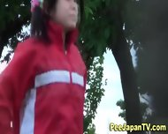 Asian Sluts Piss In Alley - scene 2