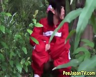 Asian Sluts Piss In Alley - scene 4