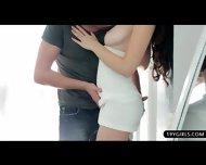 Nasty Deep Throat Gorgeous Cock Lover - scene 4