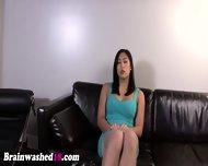 Hypnotized Amateur Facial - scene 3