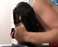 Taboo Step Teen Cummed On - scene 6