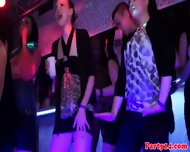 Real European Bachelorettes Fuck Strippers - scene 1