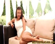 Teen Facial Slut Blowjob - scene 3