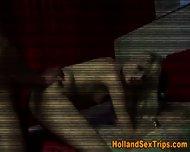 Real Hooker Swallows Cum - scene 5