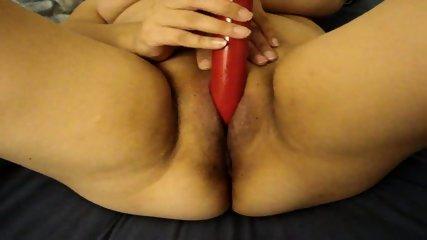 Peruana Playing with Vibrator - scene 10