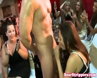 Bachelorette Latina Dicksucking Stripper - scene 8