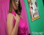Teen Tries Her Biggest Dick Ever - scene 6