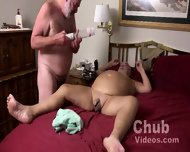 Pumping Up Big Daddies Big Thick Cock - scene 6