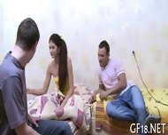 Naughty Cuckold Encounter - scene 5
