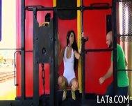 Exciting Threesome Copulation - scene 5