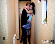 Tight Hole Gets Thick Pecker - scene 9