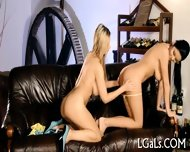 Lustful Lesbos Have Fun - scene 12