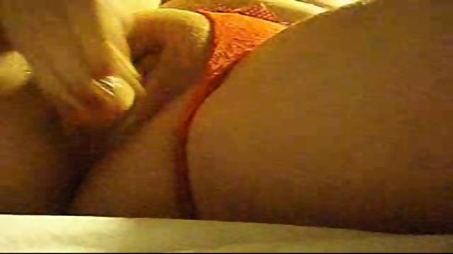 Horny girl at home