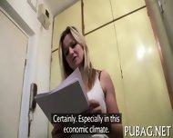 Delightful Tits Showing - scene 6
