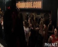 Filthy Hot Sex Partying - scene 2