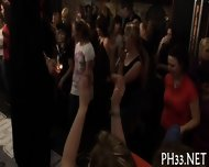 Filthy Hot Sex Partying - scene 3