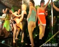 Divine Club Partying - scene 11