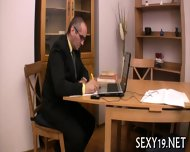Obeying Teacher S Orders - scene 1