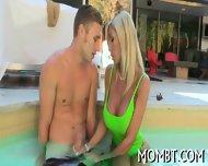 Amorous And Explicit Threesome - scene 7