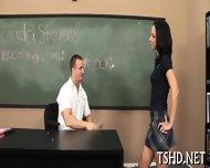 Schoolgirl Fucked Well - scene 6