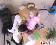 Juicy Schoolgirl Fucked - scene 3