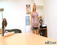 Hot Milf With Trimmed Pussy - scene 7