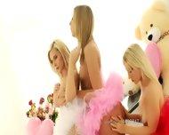 Unique Shootin Of Three Incredible Beauties - scene 11