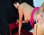 Fucking Her French Ass - scene 11