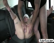 Horny Customer Paid Her Overcharged Fare With Her Pussy - scene 8