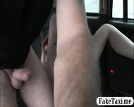 Horny Customer Paid Her Overcharged Fare With Her Pussy - scene 9