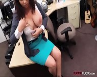 Wifey Sells Old Coins To Raised Money For Her Husbands Bail - scene 3
