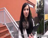 European Agent Facialed By Stranger Dude For Some Money - scene 3