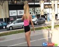Horny Blonde Spanish Sex Bomb - scene 6
