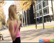 Horny Blonde Spanish Sex Bomb - scene 7