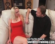 Foreign Blonde Wife Practice Fuck - scene 1