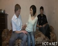 Babe Nailed By Stranger - scene 5