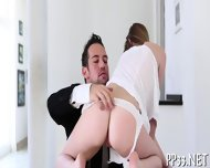 Yearning For Beautys Hot Twat - scene 1