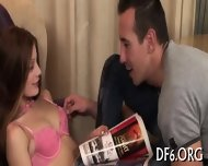 Shapely Virgin Going Wild - scene 2