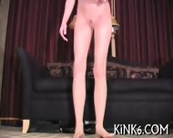 Pussy Show In Pantyhose - scene 8