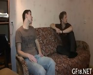 Wonderful Cuckold Pleasuring - scene 5