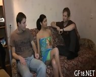 Wonderful Cuckold Pleasuring - scene 6