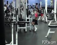 Teen Spreads Her Legs For Cock - scene 5