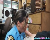 The Pawnman Was Able To Fuck A Lady Officer - scene 8